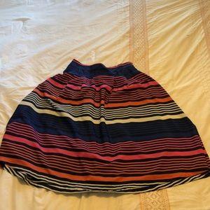 Knee length skirt!
